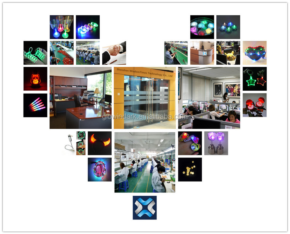Bracelets In Various Colors For Party And Concert led glow club led bracelet