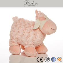 Cute Peach Plush Cow Collections for Babies