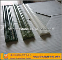 Green Marble Border Lines Design