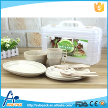 Hot selling exclusive plastic made in poland china dinnerware