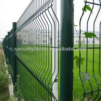 Best price and high quality garden fences ISO factory
