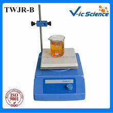 TWJR-B Series lab Instrument Electric Heating Plate Magnetic Stirrer