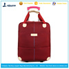18' and 20' trendy trolley travel bags ladies mini laptop travel trolley bag