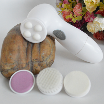 Alibaba Express Electrical Home Use Rotating Sonic Facial Brush