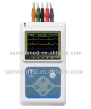 Portable Holter ECG/EKG Device Holter Monitor TLC9803 Ecg Machine
