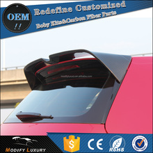 ML Style Carbon Fiber Golf 7 GTI Roof Spoiler for VW Golf VII MK7 2014Up