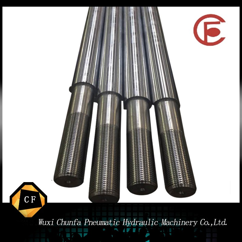 steel hollow rock used drill rod
