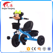 China professional supplier kids tricycle three wheel ride on car for baby child tricycle