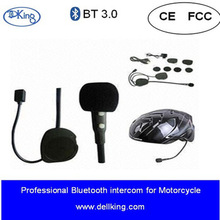motor driver and passager communication system motorcycle helmet two way radio headset
