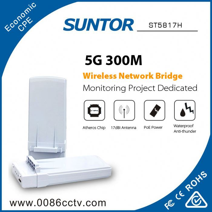 5.8ghz 2km long distance wireless transmitter 5.8ghz antenna