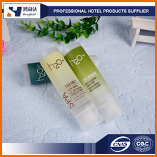 Thin plastic tube and anti-aging body lotion papaya