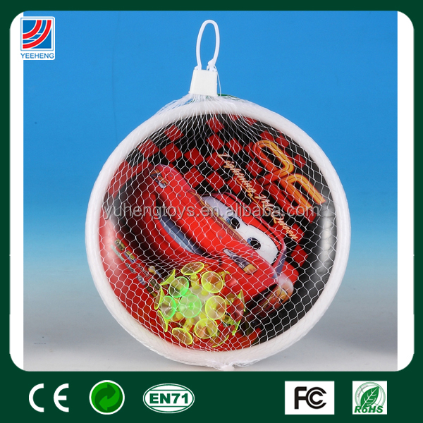 18cm promotional suction cup ball set