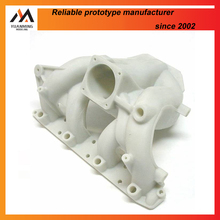 plastic prototype parts 3d printing service sls nylon custom mold maker