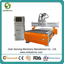 china cnc machine/lubrication oil for cnc machine with router bits,water cooling spindle,inverter,water pump,dso control handle