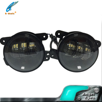 "Hot New Products 4"" fog lights 30w jeep wrangler headlight"