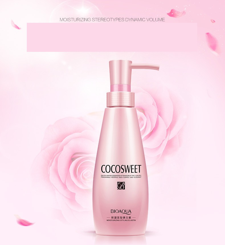 Hydratant COCOSWEET Style Élastine