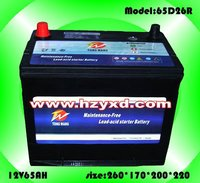 Volta Car Batteries