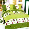 printed bedsheting fabric