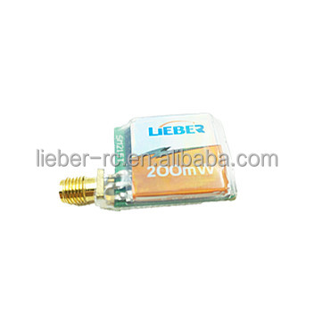 2017 Lieber MINI A/V TX 5.8G 200mW 40CH FPV Transmitter for RC Drone Quadcopter