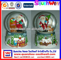 2013 New Christmas Snow Globe