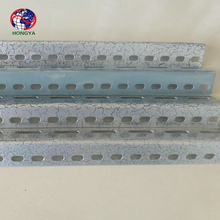 SLOTTED ANGLE /cold bend slotted perforated angle with any side