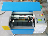 3050 granite laser engraving machine mini portable cnc laser routere cutting machine for rubber stamp