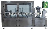 Gable juice carton filling machine