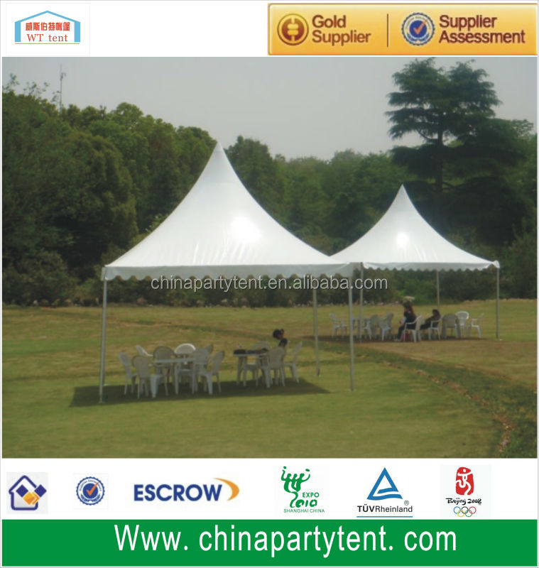 Outdoor pavilion 3 x 3m pagoda party tent for weddding decoration