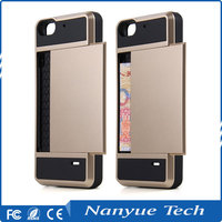 Wholesale factory price MOQ=50pcs free sample TPU PC cell phone case for Huawei 4C back cover