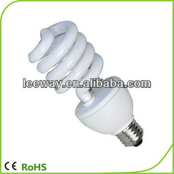 Warm White E27 20W energy save lamp