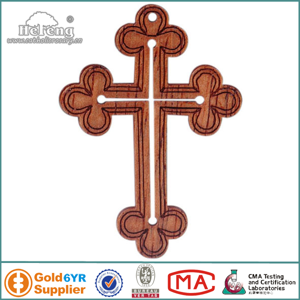 Catholic Fancy Wood Cross Designs