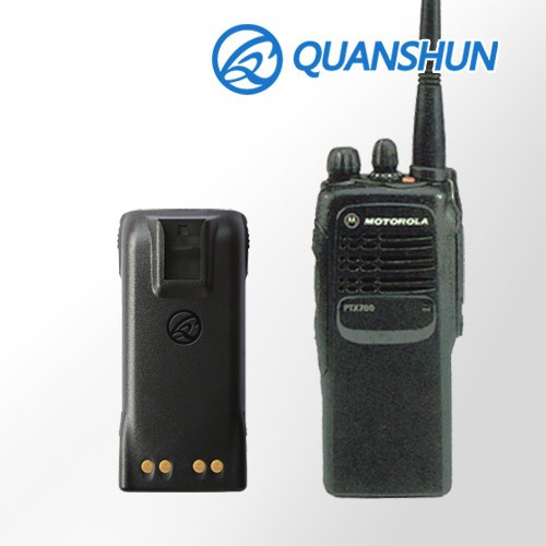 Best Choice ! PTX 700 motorola handheld radio 1200mAh Ni-Mh replacement rechargeable battery HNN9009 with Belt Clip