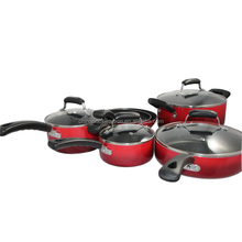 Prestige aluminum non-stick and decorative cookware set