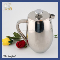 Customized Available personalized teapot/ tea pot set arabic/ copper coffee pot