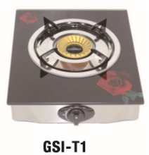 GSI-T1 2016 Cheap Price Kitchen Appliance Single Burner Table Top Gas Cooker, High Quality Table Top Gas Cooker