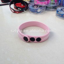 2013 wholesale factory price energy platinum bracelets