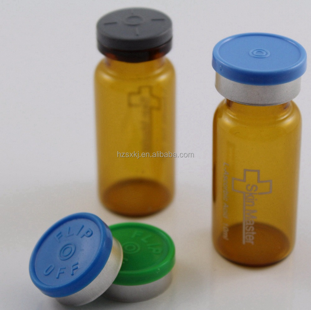 10ml Amber Sterile Vial For Injection and Antibiotics