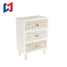 Office desk debris storage cabinet wooden jewelry lockers small drawer table cabinet