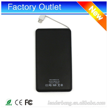 Cheap innovative products rechargeable power bank 5000mah for nokia 315