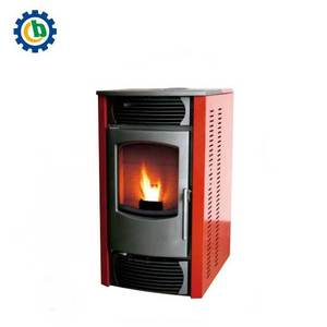 Smokeless Indoor Wood/Log Burning Fireplace Insert Pellet Stove