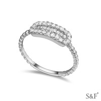 16520 unisex sexy ring 18KGP sexy ring
