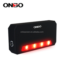 ONBO Best Whole sales Price 12v jump Start New Model of Power Bank Car Jump Start Jump Starter Ultimate Design