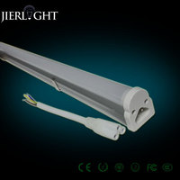 t5 integrated plastic extruded led tube components