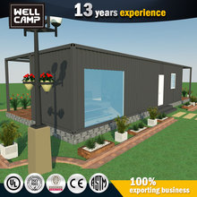 Prefab Modular Kit Home Container Homes 3 Bedroom Pre Assembled Container House In South Africa