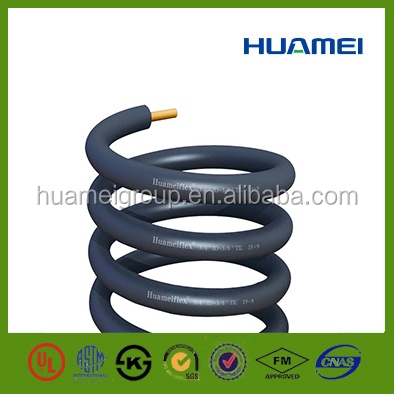 foam product flexible pipe used for air conditioner