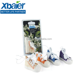 Football Shoes Hanging Car Air Freshener With Fragrance