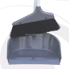 Plastic household dustpan and broom set 603A from manufacturer