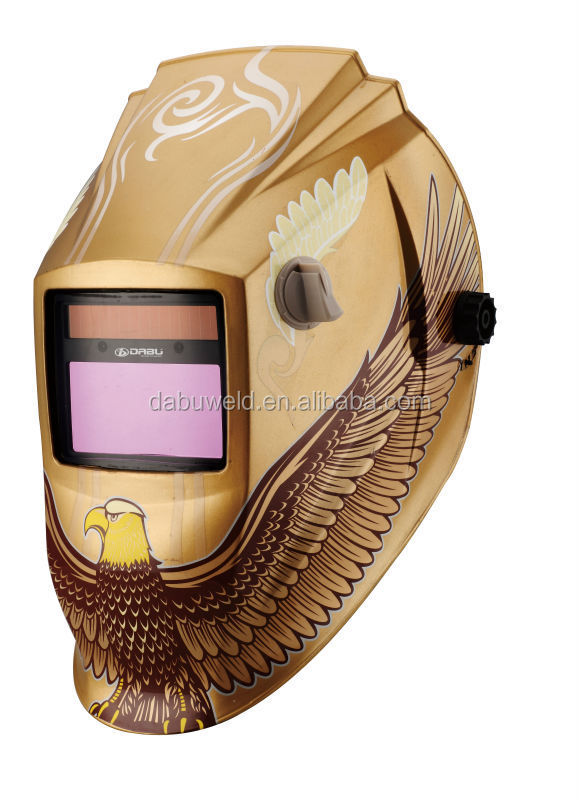 Top ealge degree protective safety Welding Mask