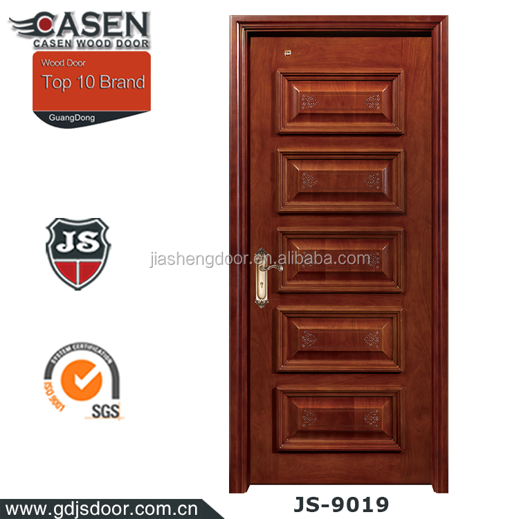 designed by Casen mahogany used solid wood interior doors
