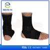 Hot New Products For 2015 Compression Tennis Ankle Brace Elastic Ankle Support For Ankle Sprain Recovery